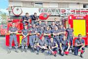 Lamairie de Nouméa recrute des sapeurs-pompiers volontaires