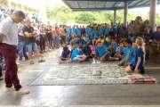 Journée de rencontre au collège de Poindimié :«Nous sommes tous Raymond-Vauthier»