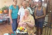 La doyenne de Poya afêtéses 97 ans