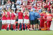 Football : Eriksen, du chocau soulagement