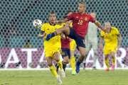 Football: l'Espagne trébuche face à la Suède