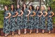 Découvrez les huit prétendantes au titre de Miss Nouvelle-Calédonie 2021