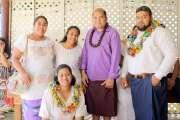 Une cousinade géante réunit plusieurs générations de Laveluaet Fataiuvea