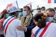 [VISITE DE MACRON] Tuamotu et Gambier : protéger les populations des cyclones et assurer l'indépendance énergétique