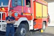 Kévin Pouperon nomméchef des pompiersde Normandie
