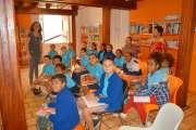 Une éditrice parle de son métier avec les élèves de Louise-Michel