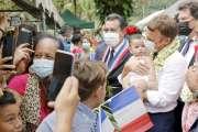 Ce qu'il faut retenir de la visite d'Emmanuel Macron