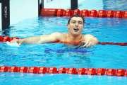 Natation: Maxime Grousset cale en demi-finale sur 50 mètres