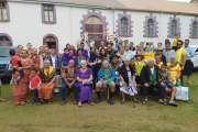 Lesfamilles Tufele et Tuitoga réunies pour leur cousinade