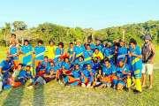 Les équipes de cricket ont animé les terrains de Drehu