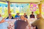 La tribu de Poindah attend plus d'un millier de personnes