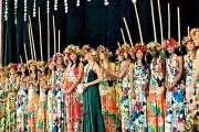 La Polynésie, terre de miss