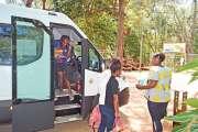 Les navettes gratuites obligatoires ont repris du service au parc provincial