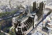 Une architecte nouméenne propose un projet de restauration de Notre-Dame de Paris