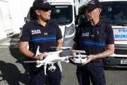 Deux drones pour garder un œil sur Nouméa et effectuer des relevés