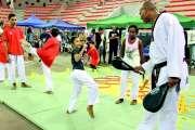 Les Olympiades montent  en puissance à l'Arène du Sud