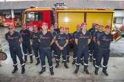 Feu vert pour le recrutement de pompiers volontaires