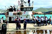 Un soudeur décède sur un chantier au port autonome
