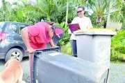 Poubelles pucées : l'enquête continue