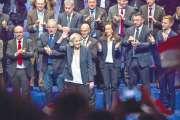 Marine Le Pen ravive la flamme de la droite nationale