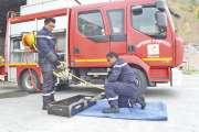 Le recrutement des Jeunes sapeurs-pompiers est ouvert
