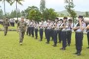 Un général à la rencontre des militaires de Nandaï