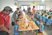 Tour de table sur la  restauration scolaire