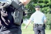 Un gendarme fauché par une voiture volée