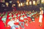 Le dispositif Collège au cinéma a fait sa première séance