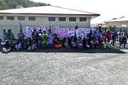 Les parents bloquent l'accès au collège La Colline