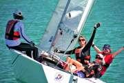 Derniers réglages avant  la No Woman No Sail
