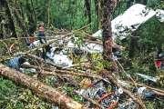 Crash en Papouasie : huit morts, un survivant