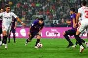 Messi fait une pause avec la sélection argentine