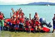 Les apprentis marins de Paimboas ont le vent en poupe