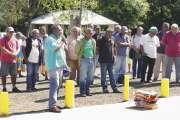Le FLNKS joue la prudence à Ouégoa