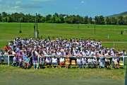 420 descendants Gastaldi réunis à Téné
