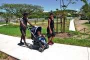 Un parcours cardio accessible  aux sportifs et aux familles