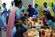 Les cantines scolaires ont fait leur rentrée à Nouméa, Dumbéa et Païta