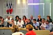 Vidéoprotection, éclairage et requins étaient au menu du conseil municipal