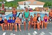« Le club Les Dauphins veut attirer  un maximum d'élèves nageurs »