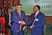 Nouvelle-Calédonie et Vanuatu dans un accord de libre-échange