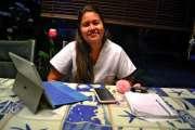 Elodie Ardeven, une future infirmière qui a de la suite dans les idées