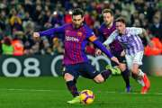 Barcelone et l'Atlético assurent le minimum