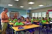 Les écoles du Grand Nouméa ne connaissent pas la crise