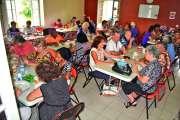 Les seniors de l'Age d'or débutent l'année autour d'un repas