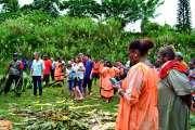 L'igname nouvelle a été fêtée et mise  à l'honneur à la tribu de Bouirou