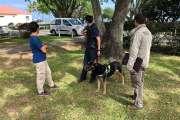 Descente anti-stup au CHS de Nouville