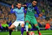 Tottenham sort Manchester City