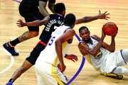 Les Warriors punissent les Clippers