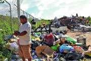Nouvelle gestion des déchets au dépotoir